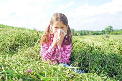 Asthma bronchiale bei Kindern