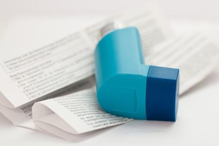 Asthma bronchiale - Therapie