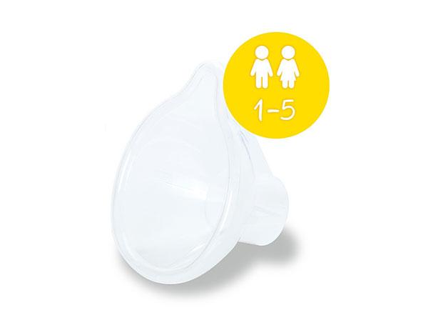 RC-Maske für Kleinkinder 1 – 5 Jahre