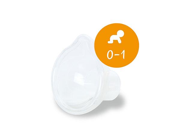 RC-Maske für Säuglinge 0–1 Jahr