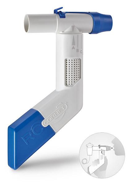Atemtherapiegerät RC‑Cornet® PLUS